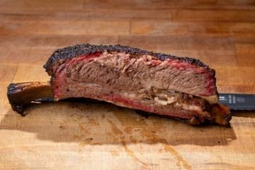 Terry Black's Beef Rib