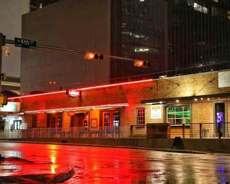 Lavaca Street Bar Austin