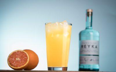 Reyka Orange Crush