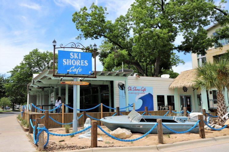 Ski Shores Cafe Barton Springs Rd