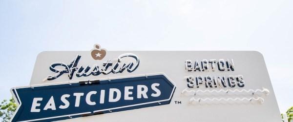 Austin Eastciders Barton Springs_May2020