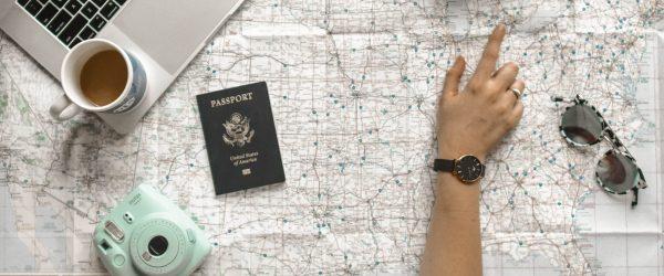 travel map