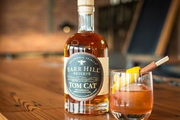 Old Fashion Mill cocktail