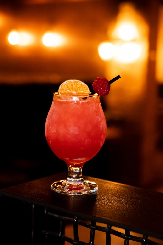 Red Rum cocktail