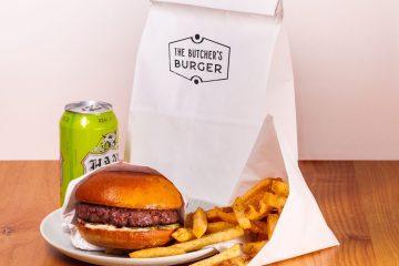 Butcher Burger Salt and Time
