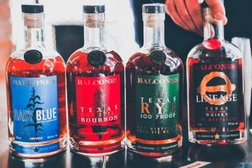 Balcones bourbon