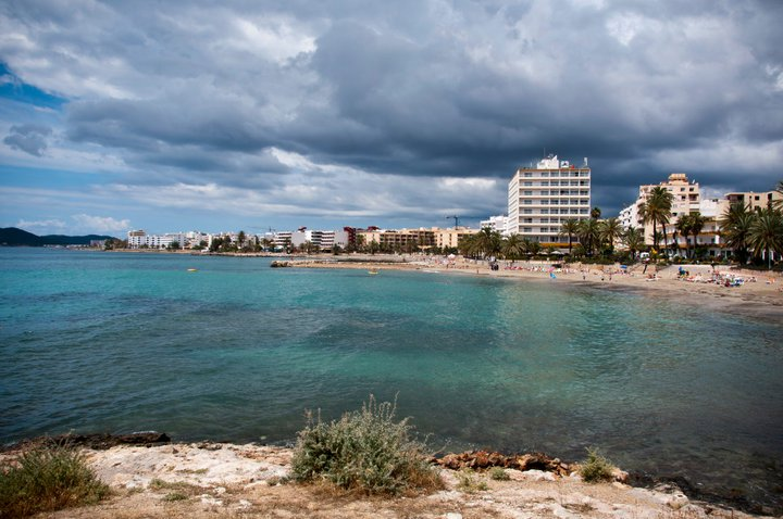 Ibiza Town Coast