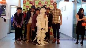 holloween mummy