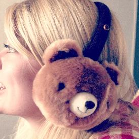 Bear Muffs!