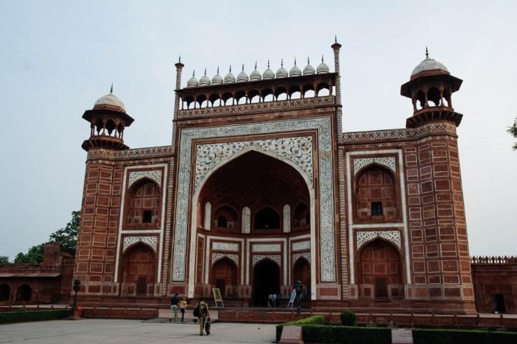 The Great gate (Darwaza-i rauza)