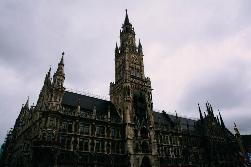Munich New City Hall