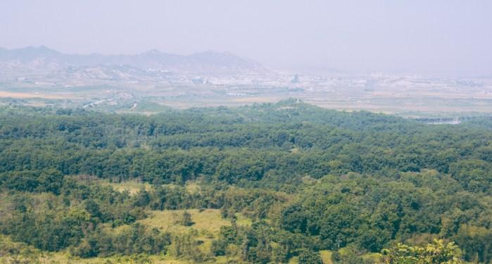 North Korea Propaganda Village