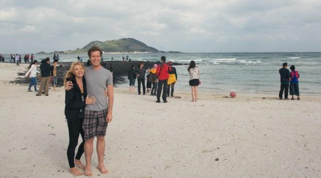 Hyeopjae Beach