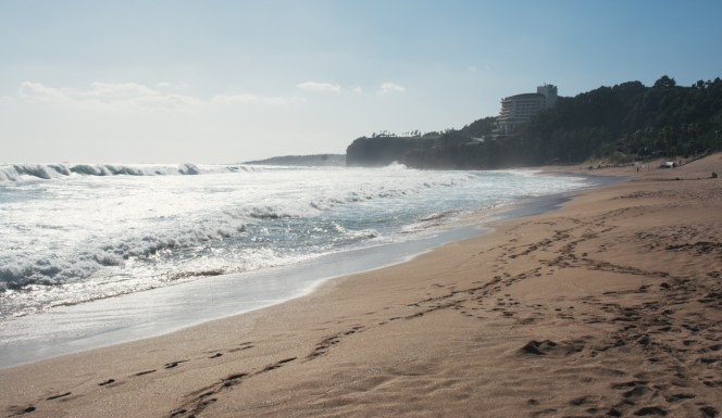 Jungmun Saekdal Beach