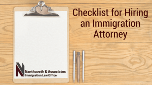 Checklist for Hiring an Immigration Attorney Austin Texas
