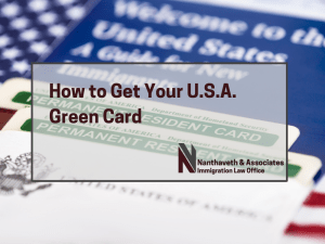 How to Get a Green Card in the U.S. Banner
