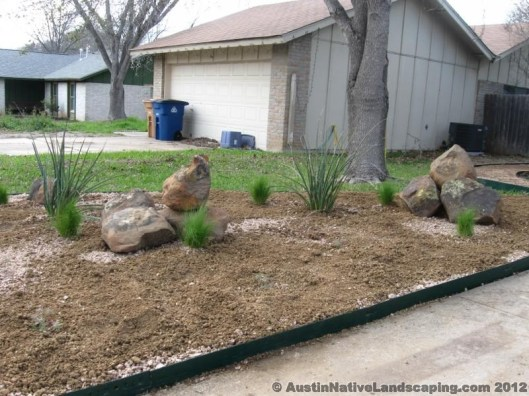 Austin-Native-Landscaping-Design-Xeriscapes-Drought