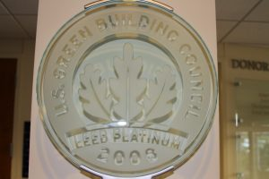 Ronald McDonald House in Austin is LEED Platinum certified