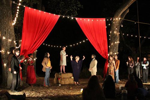 Shakespeare on the Farm Fall 2011