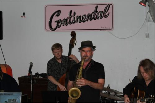 Elias Haslanger performs Austin jazz
