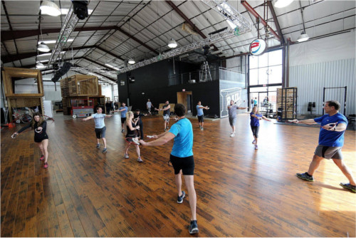 Pure Austin Fitness Launches Rail Training Option At 410