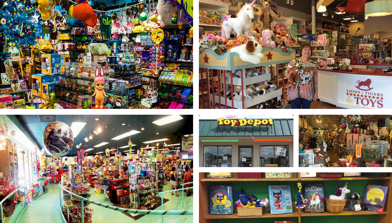 6 Locally Owned Austin Toy Stores