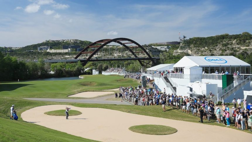 The location of Dell Technologies Match Play tournament