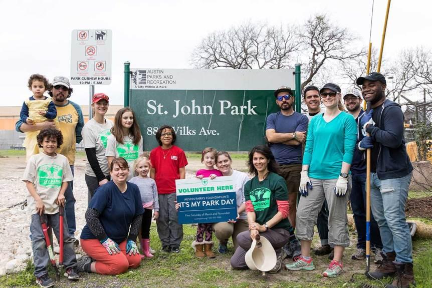 St. John Park, Austin, Texas