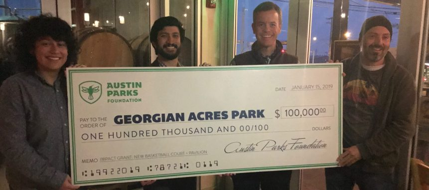 Impact Grant Winner Georgian Acres
