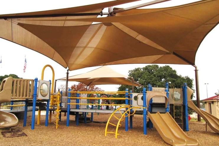 dick nichols district park playscape