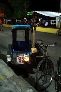 Pinoy pedicab light