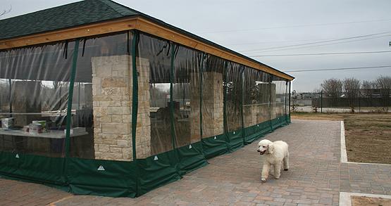 weather curtains austin decks