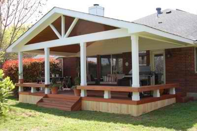austin decks pergolas covered patios