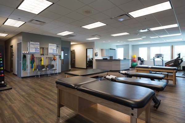 Physical Therapy & Chiropractic Stations