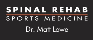 Spinal Rehab Sports Medicine Logo