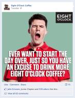 Eight O'Clock Coffee, Post 2
