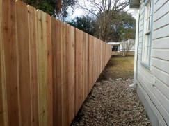VerticalWoodenFENCE