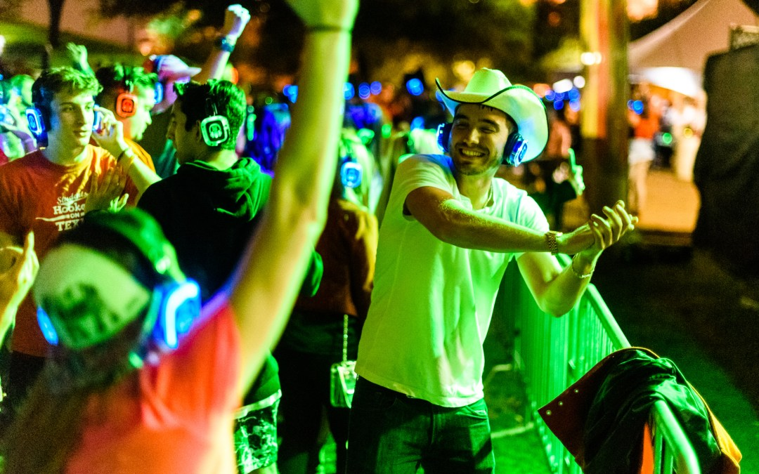 10 Different Ways to Throw a Silent Disco