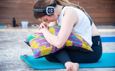 How to Host a Silent Disco: Yoga & Meditation Edition