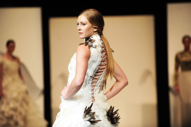 4a0a9cfe UT Senior Fashion Design Students Show a Variety of Silhouettes at ...