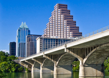 Austin is an ideal place for young adults and entrepreneurs.
