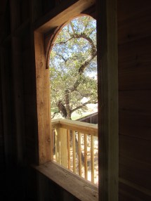 Front View Window