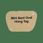 Mini Bent oval