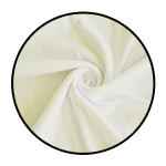 """Natural Cotton<br><p style=""""font-size: 11px;"""">Made up of cotton fibers and keeps moisture from building<br> up between your skin and the material</p>"""