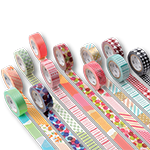 """Printed Ribbons<br><p style=""""font-size: 11px;"""">These ribbons are used for purpose<br> of packing gifts, parcels, <br>and other items. </p>"""
