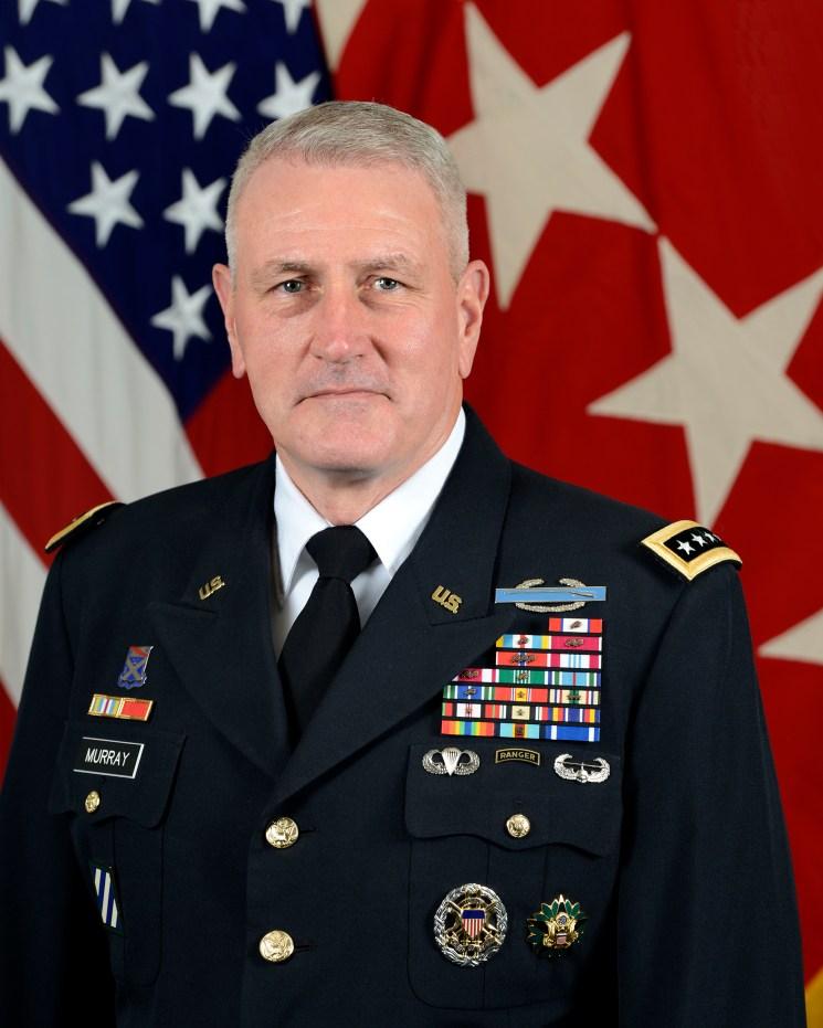 Gen Murray official photo