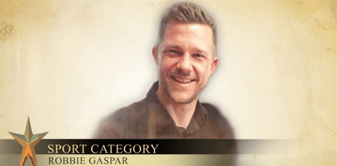 Robbie Gaspar – Winner
