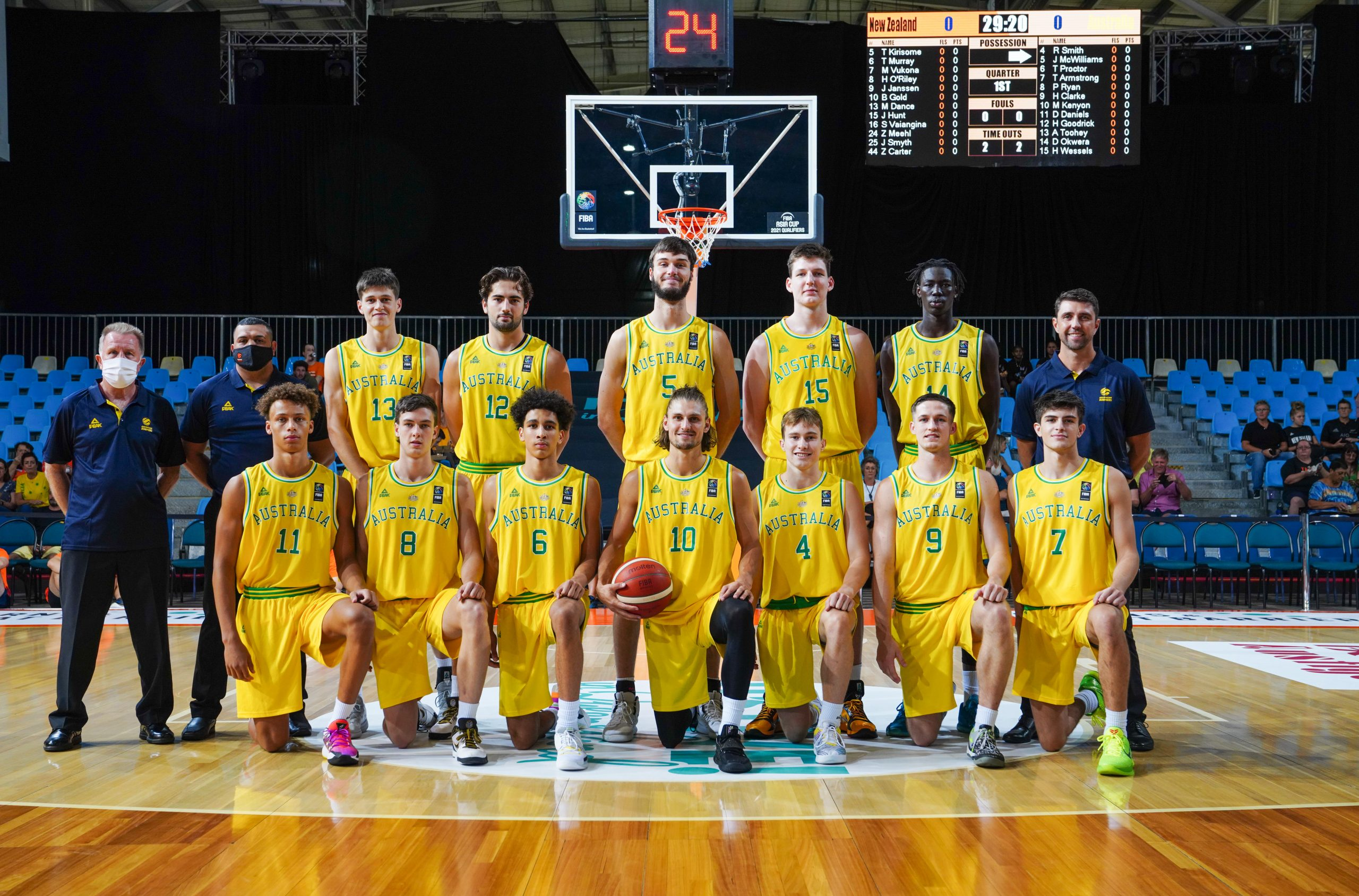 Featured usa basketball videos usa basketball announces u.s. Young Boomers Send Exciting Glimpse Into Future Basketball Australia