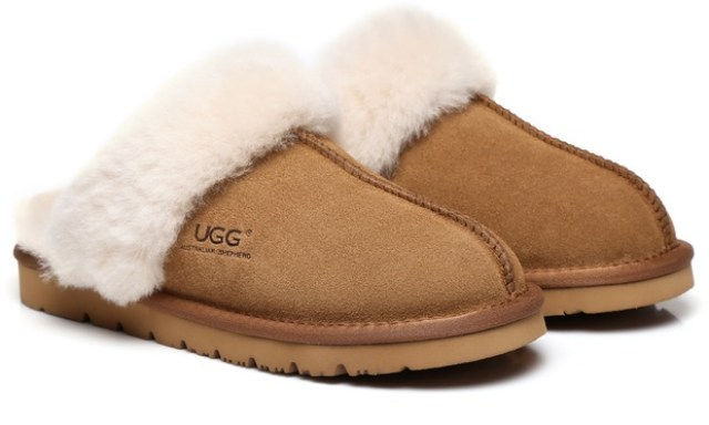 $39 for Unisex UGG Muffin Scuff Slippers (Dont Pay $121)