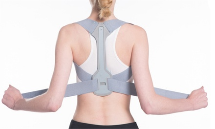 Adjustable Back Posture Corrector: One ($19) or Two ($29)